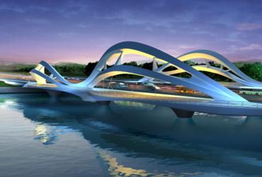 绵阳城市新中心将建3座大桥!9个桥型设计方案!