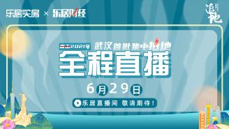直播  武汉首次57宗土地集中拍卖