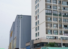 江西一地居民称楼栋墙面改造时间过长 回应:春节前将完工