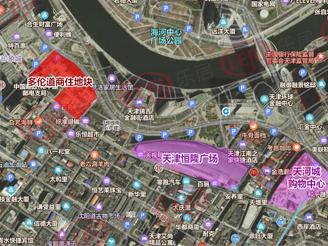 天津第二批61宗集中供地信息