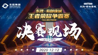 东胜·紫御康城 | 王者荣耀争霸赛